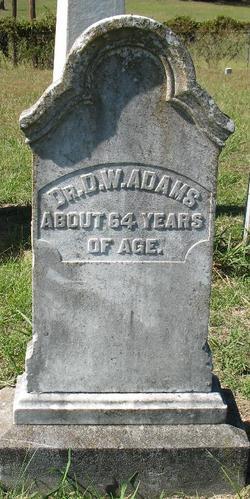 Dr Daniel W. Adams