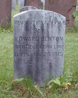 Edward Benton