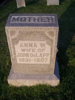 Anna W DeLapp