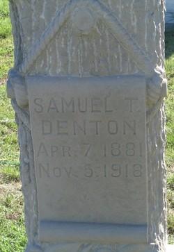 Samuel T Denton