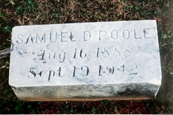 Samuel Dixon Poole