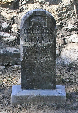 Henry Lee Trantham