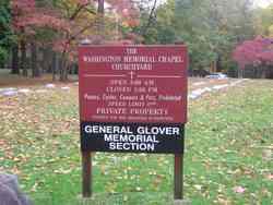 Washington Memorial Chapel Churchyard