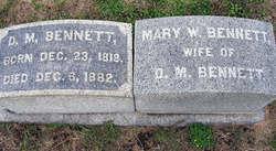 DeRobigne Mortimer D.M. Bennett