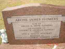 Archie James Jim Flowers