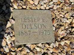 Lester E. Ollson