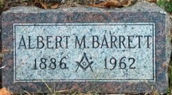 Albert M Barrett
