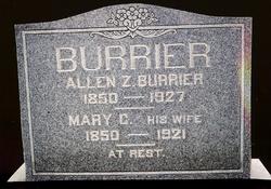 Allen Zachriah Burrier