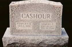 Frances C <i>Bell</i> Cashour