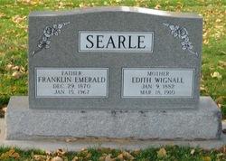Edith Wignall Searle