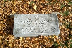 Frank M. Brane