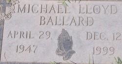 Michael Lloyd Ballard