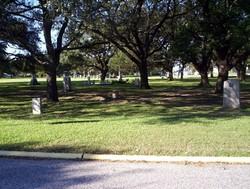 San Jacinto Battlefield State Park Cemetery