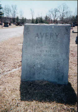 Addie <i>Mahoney</i> Avery