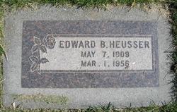 Ed Heusser