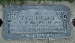 James Harold Allred