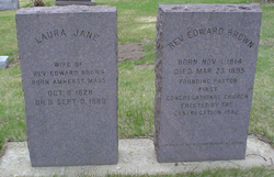 Laura Jane <i>Goodale</i> Brown