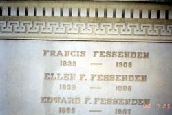 Edward Fox Fessenden