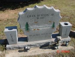 Gran 'Bubby' Burton, Jr