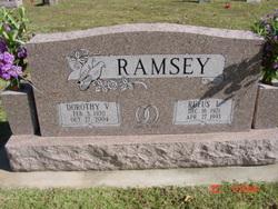 Dorothy Vera <i>Howell</i> Ramsey