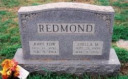 Stella Mae <i>Baker</i> Redmond