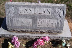 Beatrice <i>Alsup</i> Sanders