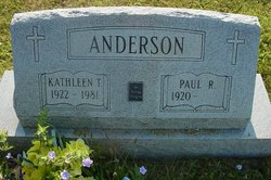 Kathleen T Anderson