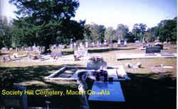 Society Hill Cemetery