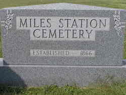 Miles Station Cemetery