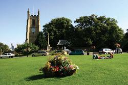 St Edmund Churchyard
