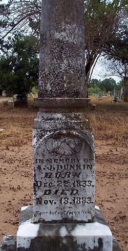 Andrew Jackson Dunkin