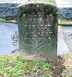 Uriah Forrest