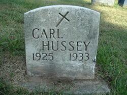 Carl Hussey