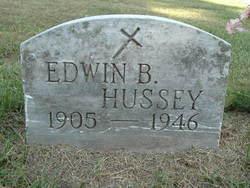 Edwin B. Hussey