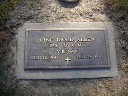 King David Allen
