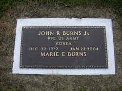 John R Burns, Jr