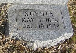 Sophia A <i>Tucker</i> Ackley