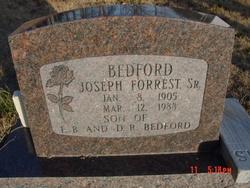 Joseph Forrest Bedford, Sr