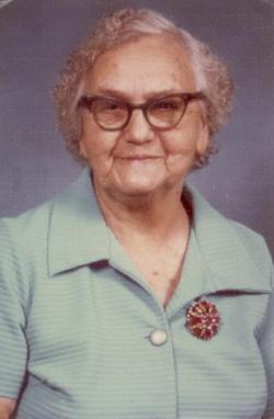 Gladys Mavor <i>Winn</i> Collier