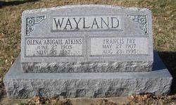 Olena Abigail <i>Atkins</i> Wayland