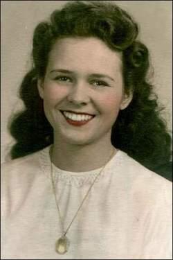 Mabel Elizabeth <i>Roderick</i> Carter