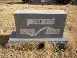 Walter Edgar Hampton
