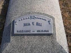 Julia <i>DeLate</i> Hill