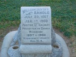 William Justice Arnold