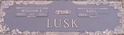 William Ellsworth Lusk