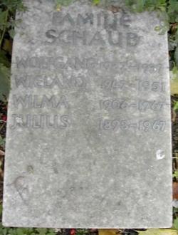 Gen Julius Schaub