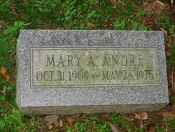 Mary A. Andre