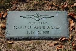 Gaylene Anne Adams