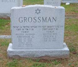 Abraham G Grossman