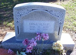 Erna Alsup